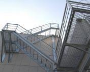 Lakatos Munkák lépcső, korlát referencia 16