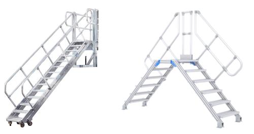 ipari lépcső