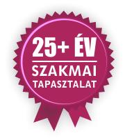 25+ év szakmai tapasztalat - lakatos, fém és acélszerkezetek